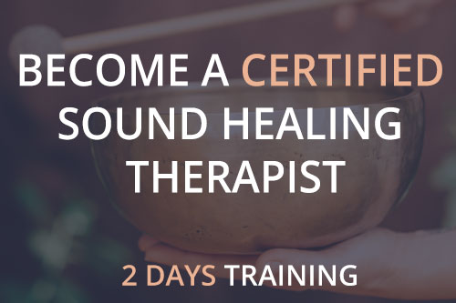 Tibetan Bowls Sound Healing Therapy Training