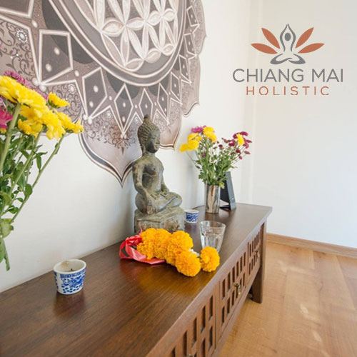 Chiang Mai Holistic Urban Retreat Program