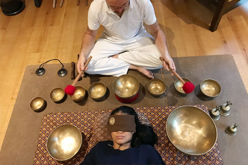 Private Sound Healing Treatments