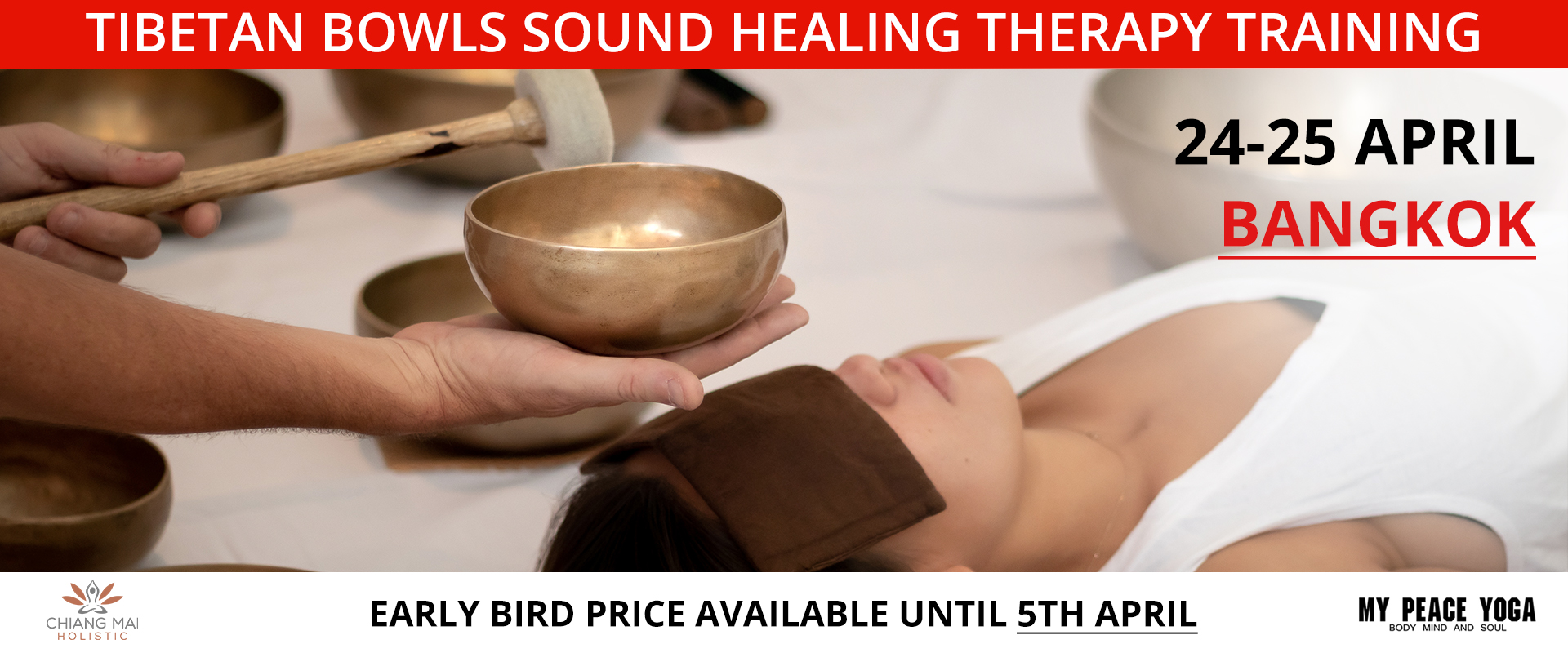 Tibetan Bowls Sound Sound Healing Therapy Training
