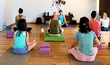 Chiang Mai Yoga Classes